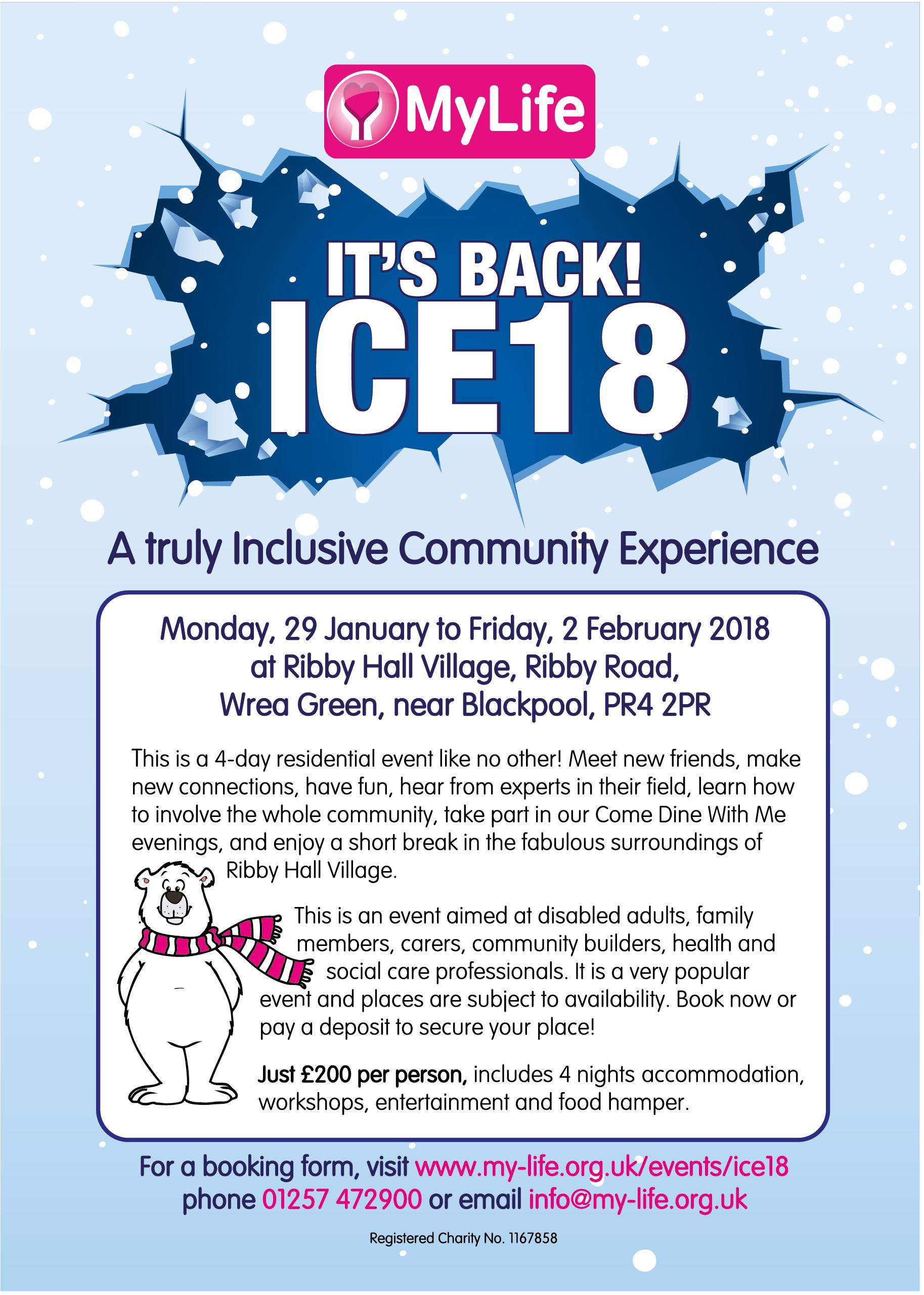 ICE 18