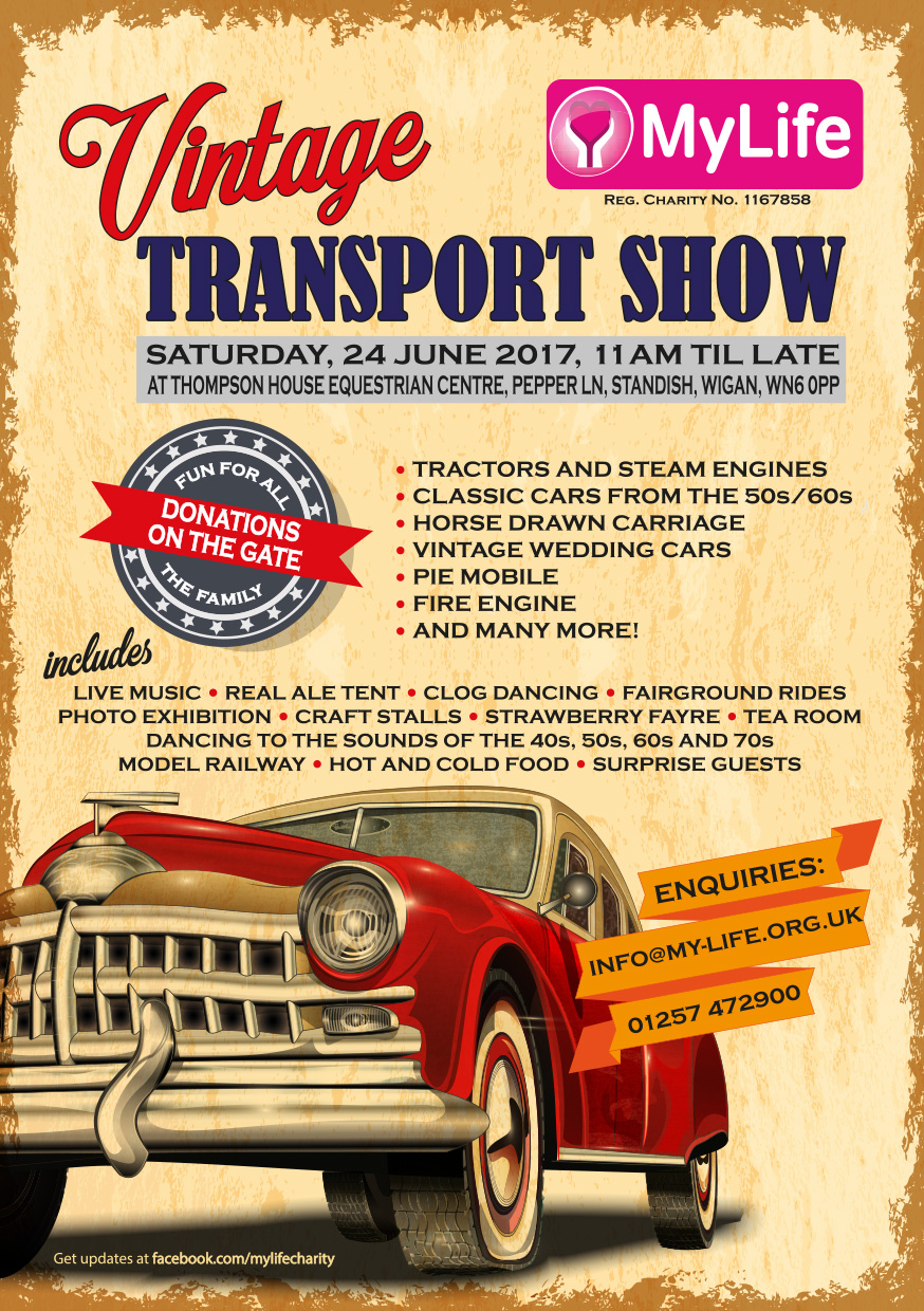Vintage Transport Show Upcoming