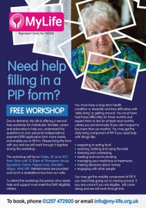 pip workshop flyer