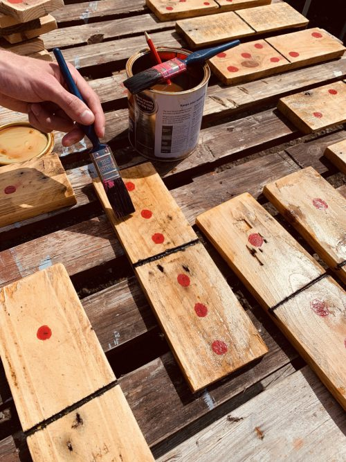 From field to fork and pallet to play!