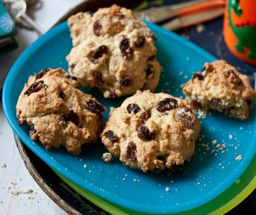 Make our member Jack's rock cakes – comfort food to brighten up lockdown